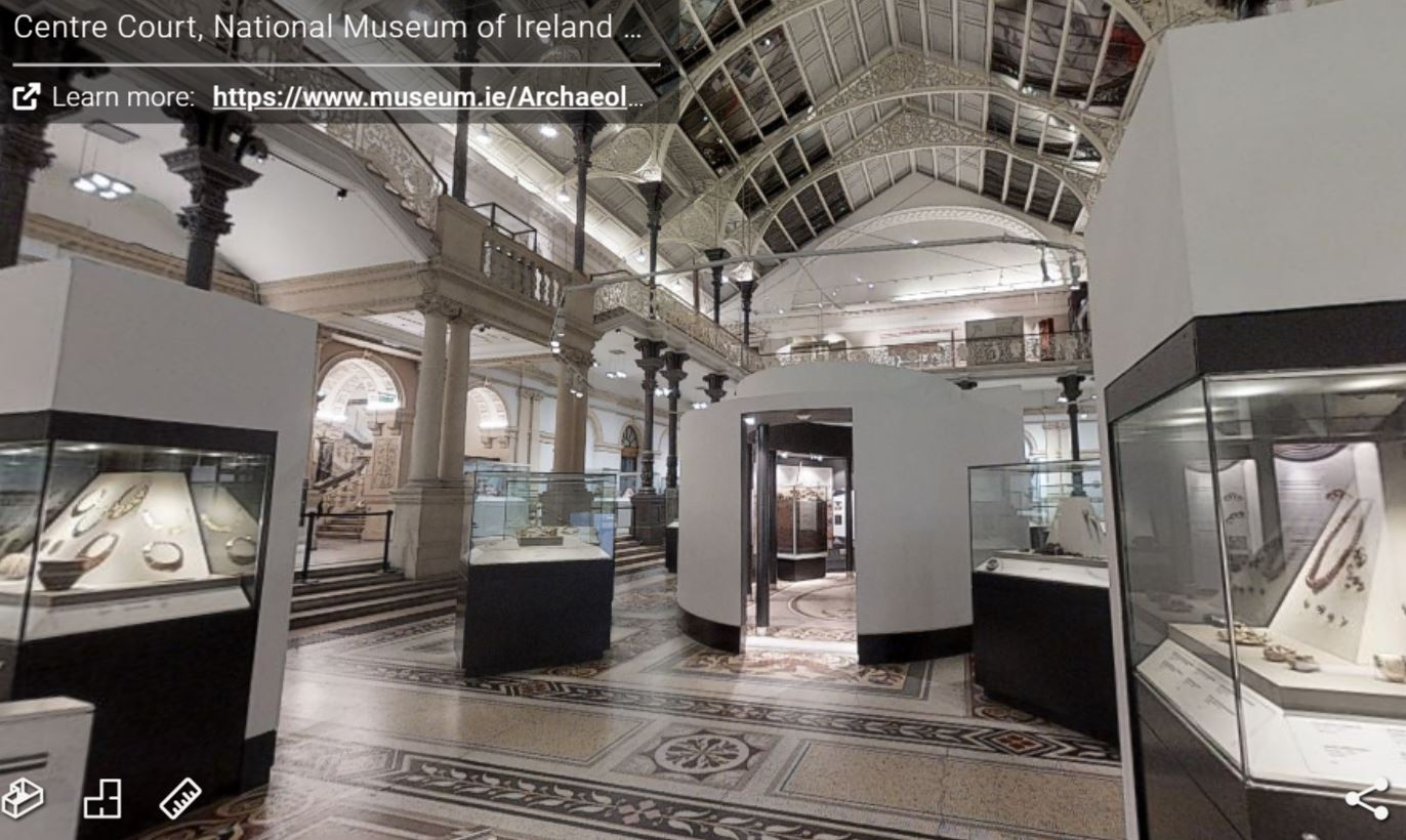 National Museum Of Ireland  -  Archaelogy