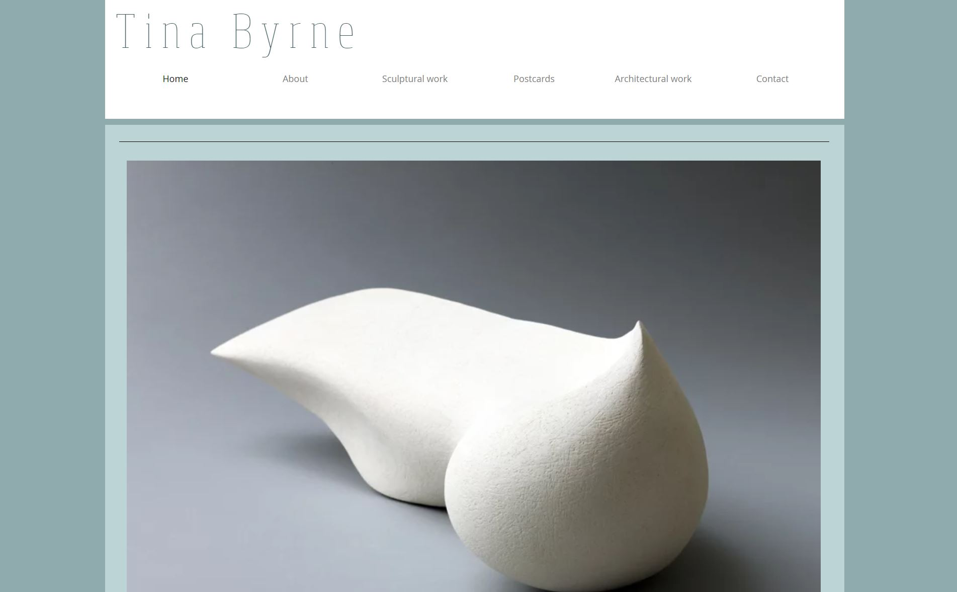 Tina Byrne Website