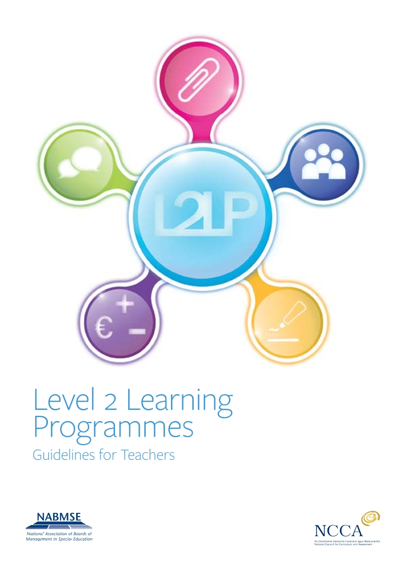 Level 2 Learning Programmes Guidelines