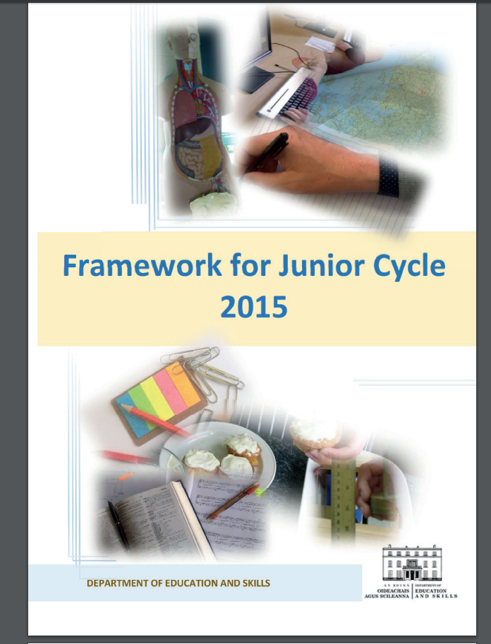 A Framework for the Junior Cycle