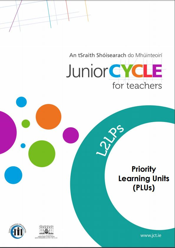 Priority Learning Units Booklet