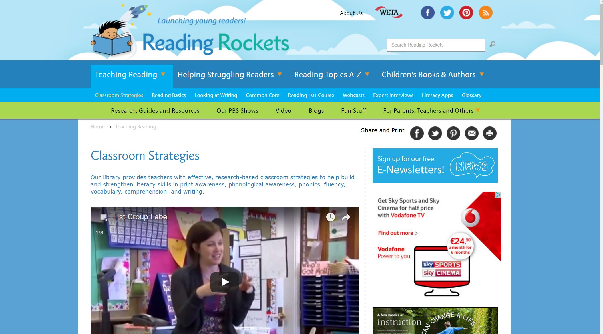 www.readingrockets.org