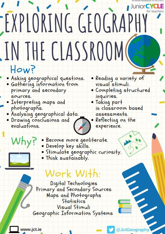 Poster: Exploring Geography in the Classroom