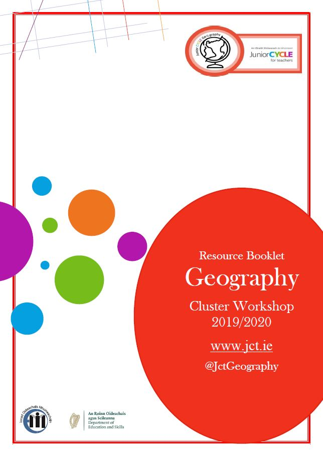Resource Booklet Cluster Workshop 2019/2020
