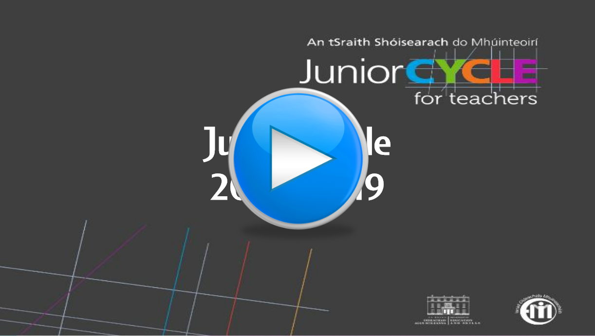 Junior Cycle Overview 2017 to 2019 and Circular 15/2017