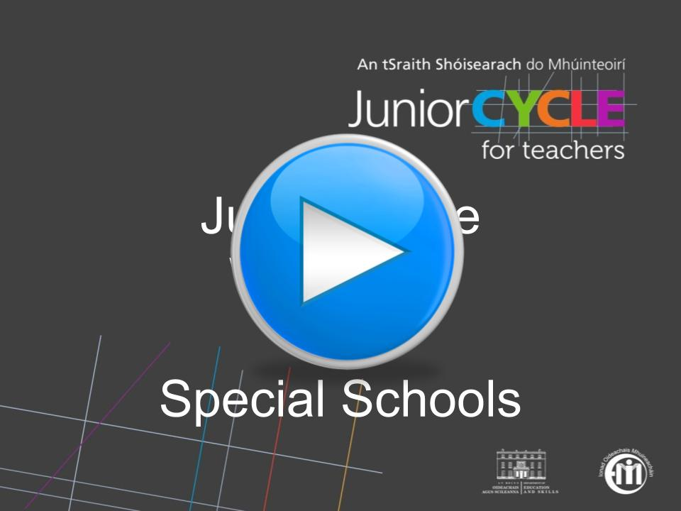 Wellbeing in Junior Cycle