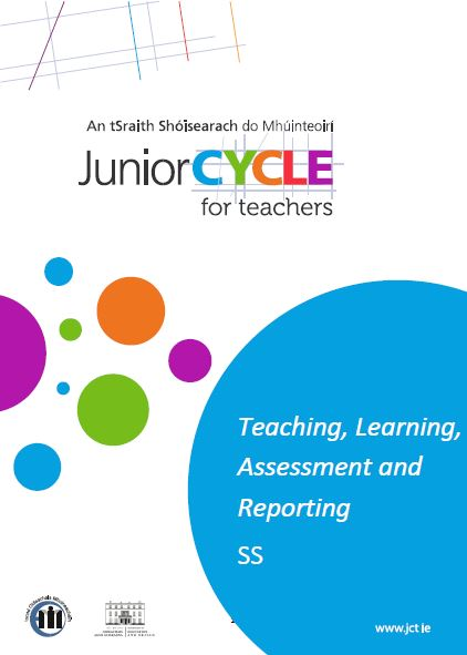 L1LPs Teaching Learning Assessment Reporting TLAR booklet