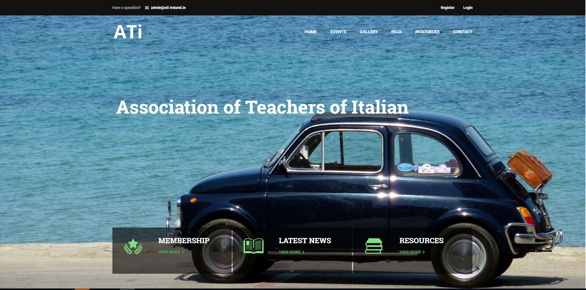 Association of Teachers of Italian