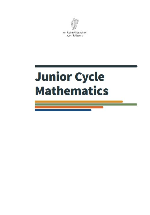 Junior Cycle Mathematics Specification 2018