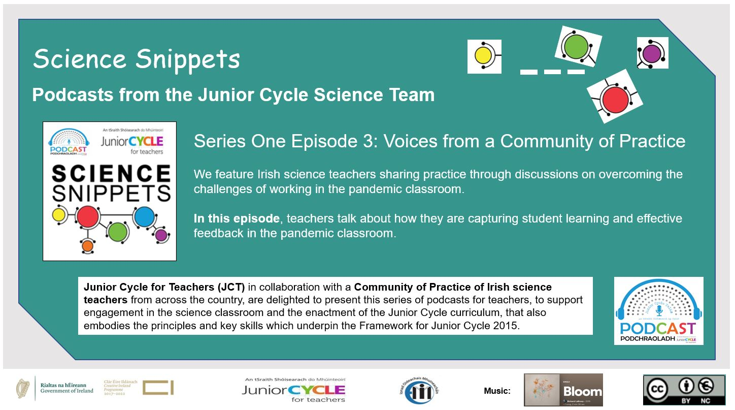 Science Snippets Podcast: Episode 3