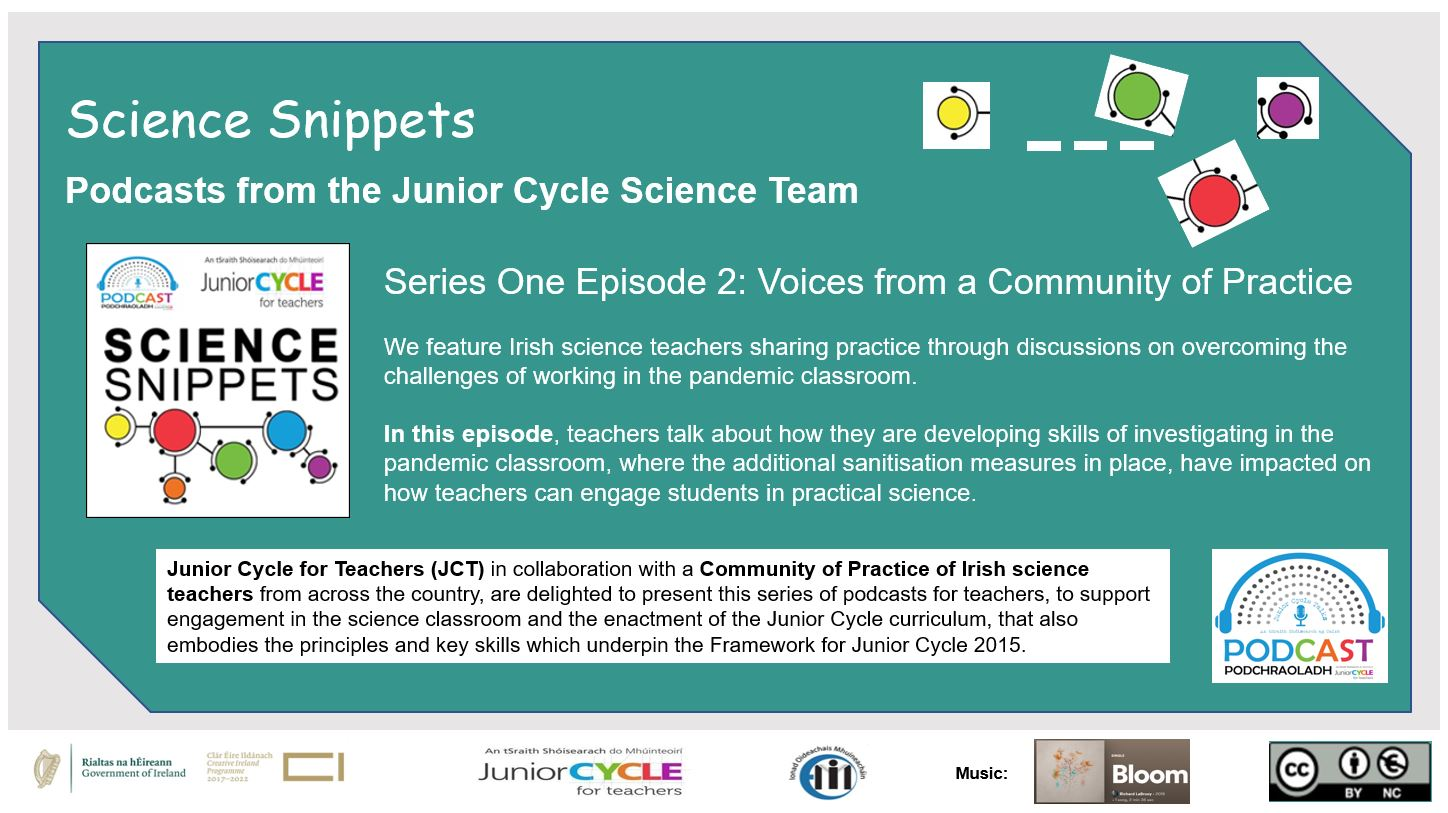 Science Snippets Podcast: Episode 2