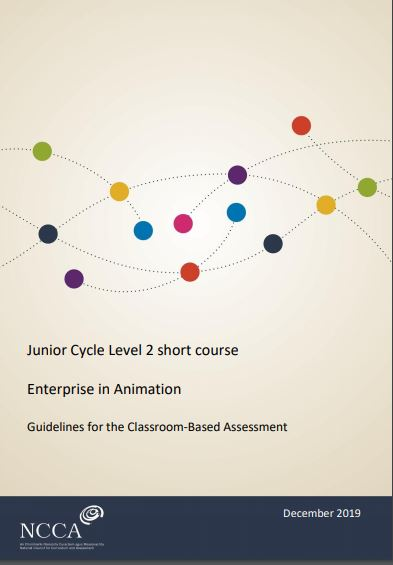 Enterprise in Animation Assessment Guidelines