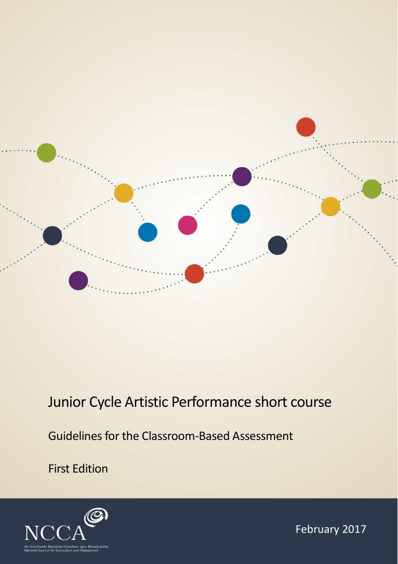 Artistic Performance Assessment Guidelines